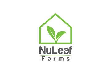 NuLeaf Farms in calgary: NuLeaf Farms logo