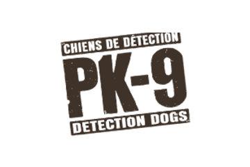 PK-9 Chiens de détection