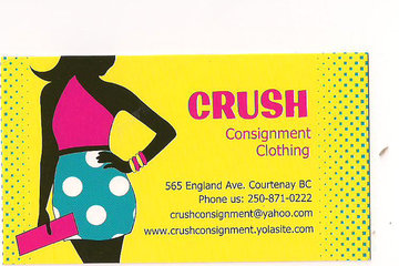 CRUSH Consignment Clothing Boutique