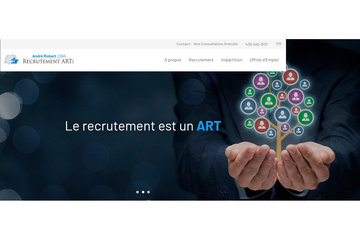 Recrutement ART Inc