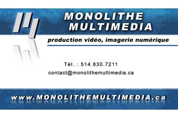Monolithe Multimédia à Longueuil: Monolithe Multimedia Production vidéo