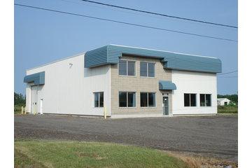 Metaltek Laser Inc à Bécancour: EMPLACEMENT