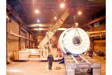 Mega Lift à Saint-Roch-de-l'Achigan: Manutention industrielle