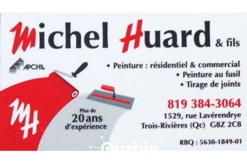 Michel Huard Peintre et Tireur de joint Inc.