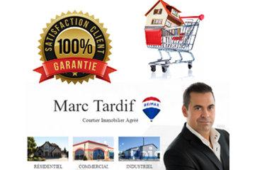 Marc Tardif - Courtier Immobilier Agréé - RE/MAX D'ICI