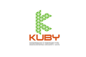 Kuby Renewable Energy in Edmonton: Kuby Energy Logo