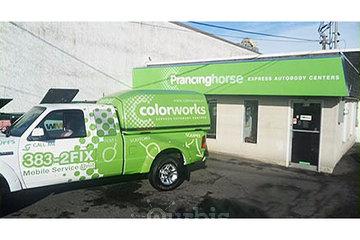 Prancing Horse Autobody & Paint à Victoria: Prancing Horse Autobody auto body repair shop