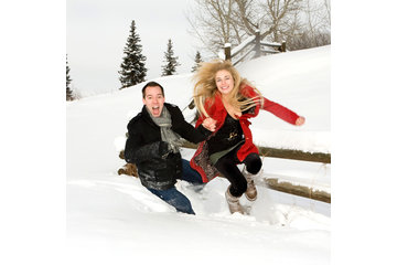 Switzer Photography in Calgary: Noah and Joelle