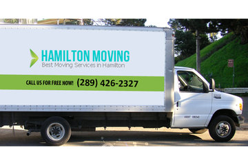 Hamilton Moving Services Inc