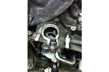 Impact Sport Soudure in Laval: Soudure Base de moteur moto - Welding Engine crank case