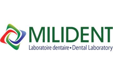Milident Dental Laboratory Inc à Gatineau: Logo