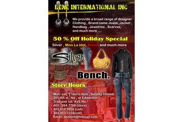 Dene International Inc