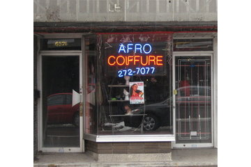 Afro Coiffure
