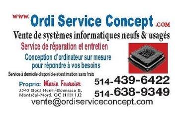 Ordi Service Concept à Montréal-Nord
