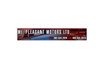 Mt Pleasant Motors Ltd