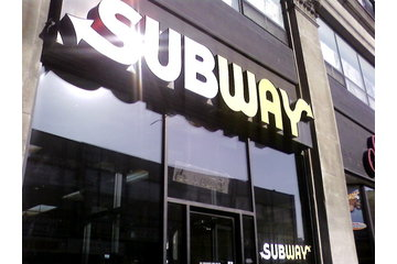 Subway Sandwiches & Salades