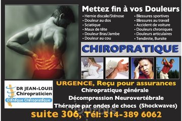 Clinique Chiropratique du Dr Jean-Louis, D.C.