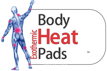 Exothermic Body Heat Pads