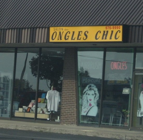 Salons des ongles chic saint hubert qc ourbis for Ongles salon