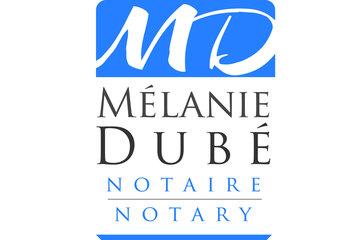 Mélanie Dubé, notaire / notary