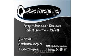 Québec Pavage
