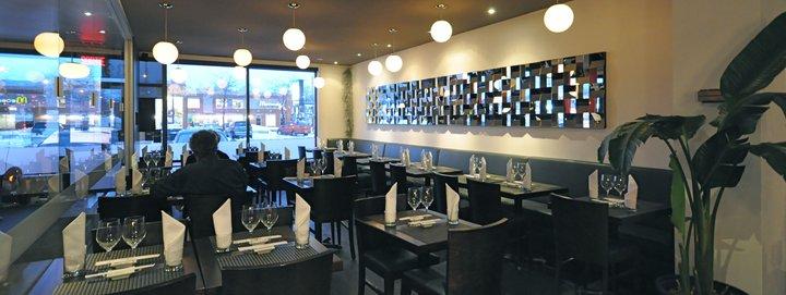 Restaurant Kazumi Rue Sherbrooke Est