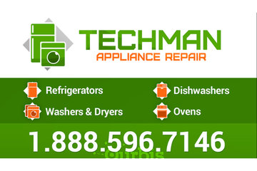techman appliance repair inc
