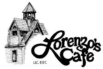 Lorenzo's Cafe in Enderby: logo
