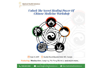 Optimal Health Solutions in Parksville: Unlock The Secret Healing Power Of Chinese Medicine