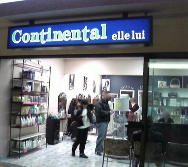 Salon de coiffure continental elle et lui