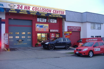24HR Collision Center-autobody collision repair vancouver