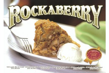 Rockaberry St-Denis Café