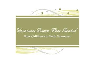 Vancouver Dance Floor Rental