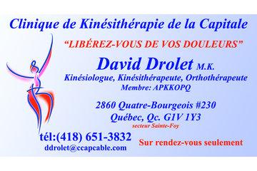 Clinique De Kinesitherapie De La Capitale in Québec