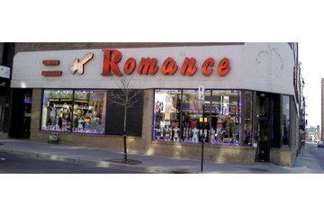 Lingerie Romance à Montréal