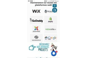 LaFirme Agence Web - Maintenance Site Web à Quebec City: Nous corrigons tous les types de site web et page Internet