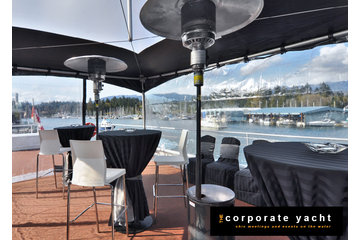 The Corporate Yacht in Vancouver