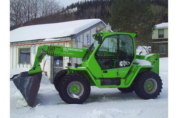 G D Construction & Fils Inc à Gaspé