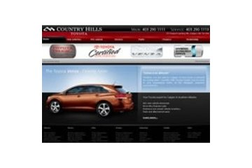 Country Hills Toyota