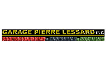 Garage Lessard Pierre Inc