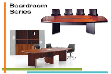 Techno Office Furnishings Ltd in Richmond: Boardroom Furniture