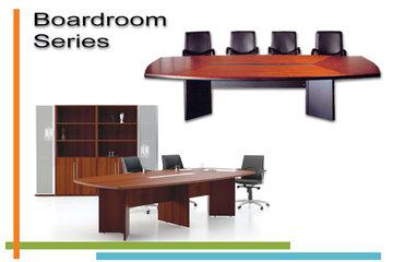 Techno Office Furnishings Ltd in Richmond: Boardroom Furniture