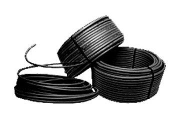 Dubois Agrinovation in Saint-Rémi: polyethylene pipe