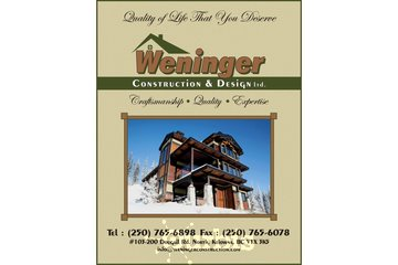 Weninger Construction & Design Ltd