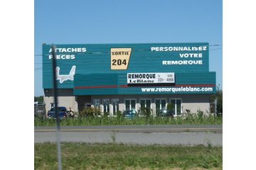 Remorque Leblanc Inc in Sainte-Eulalie