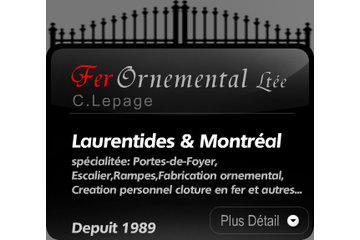 Fer Ornemental C.Lepage