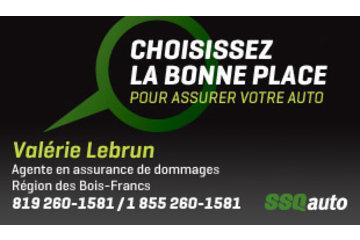 Valérie Lebrun, agente en assurance de dommages affiliée à SSQauto