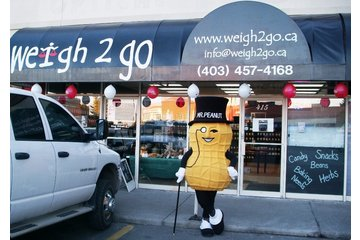 Weigh 2 Go in Calgary: Planters