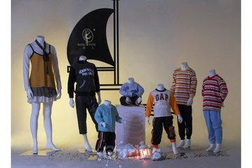 WMF  Display à Laval: Futurist Headless Collection