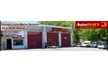 Garage Louis-Marie Saindon Rimouski
